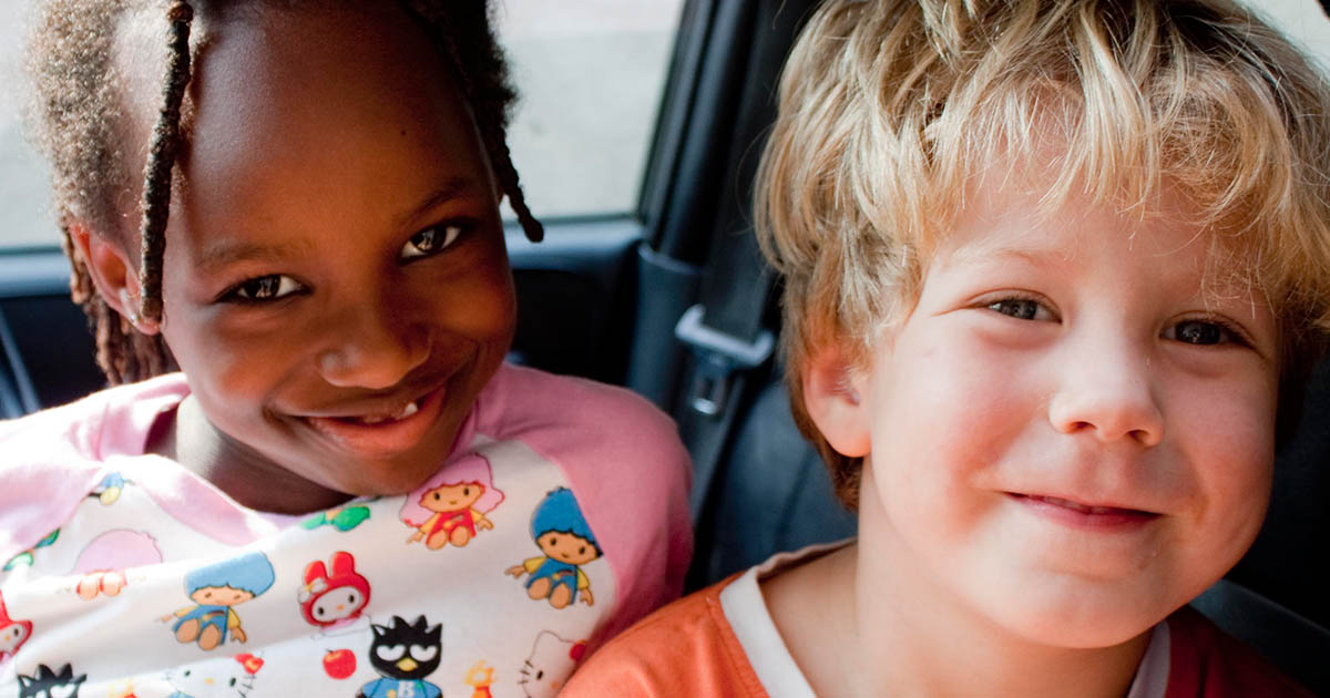 Diverse friendships are good for kids (and require confidence!) – Part 1/2