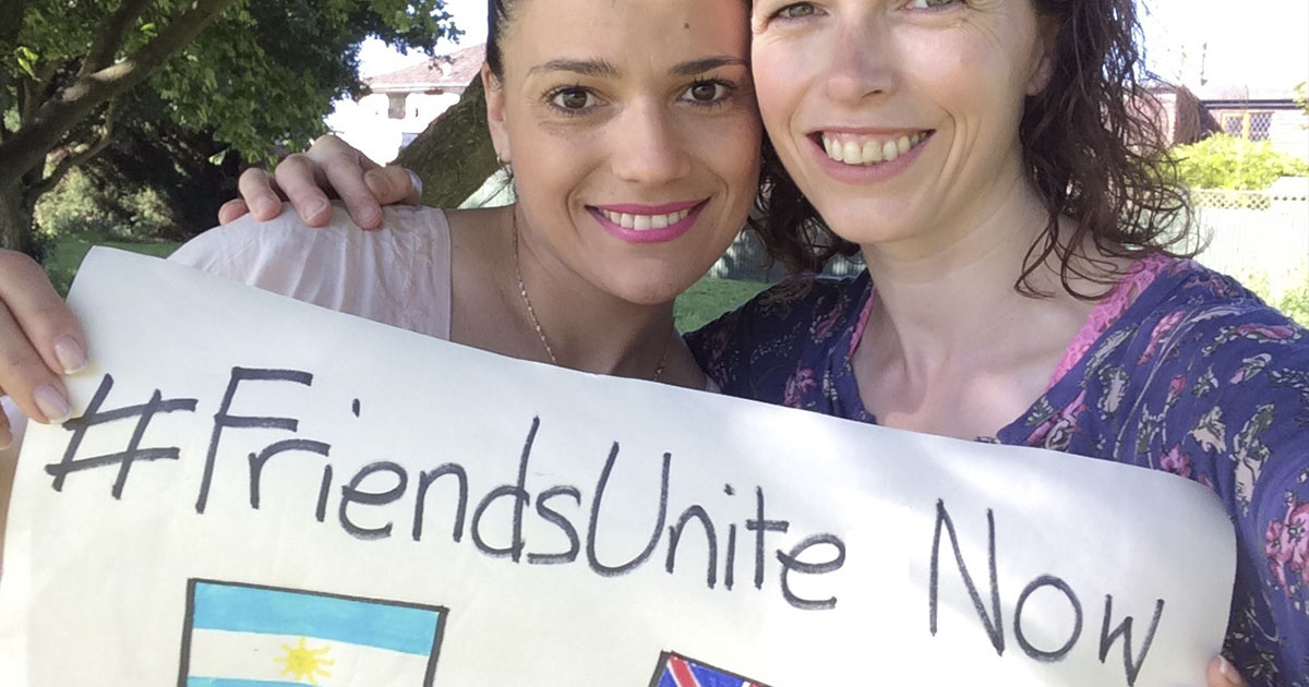 # FriendsUniteNow – Fight Racism & Prejudice Together