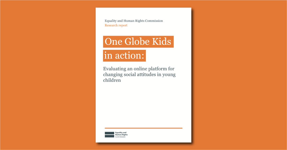 Research finds One Globe Kids impacts intercultural competence